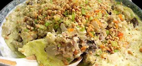 兴化焖豆腐